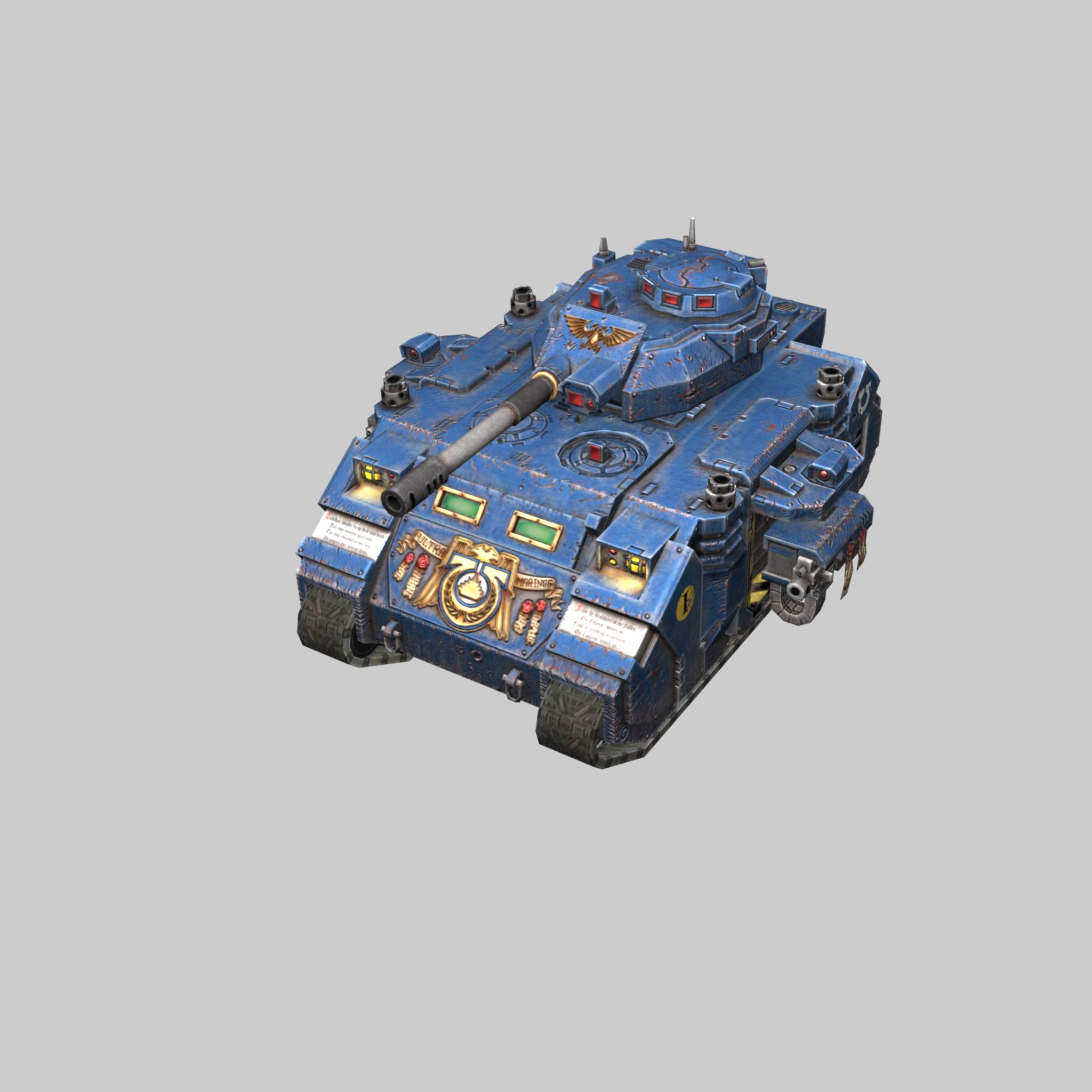 Predator Ultramarines